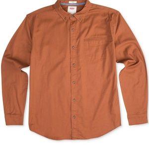 Levi's Men's Webb Stretch Shirt, Size XL